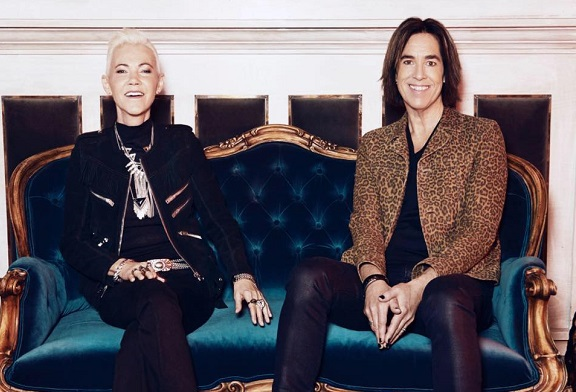 Roxette presenta el video para: It Just Happens