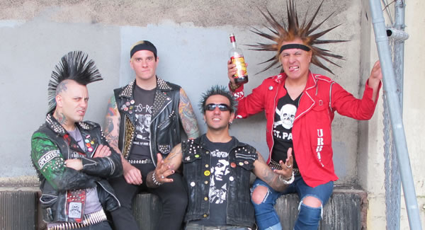 THE CASUALTIES llegan a Carpa Astros